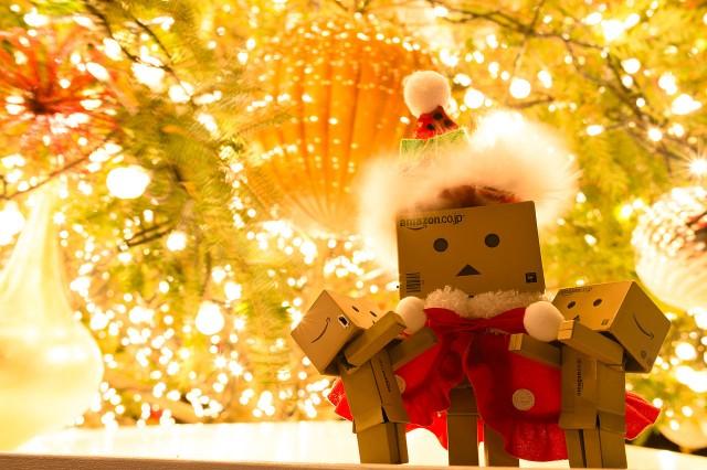 Danbo_Santa_Claus