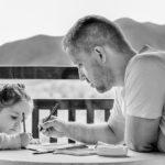 親子の関係