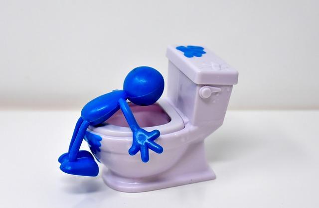 トイレ失敗